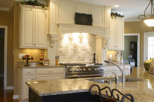 New Venetian Gold Granite Countertops New Venetian Gold
