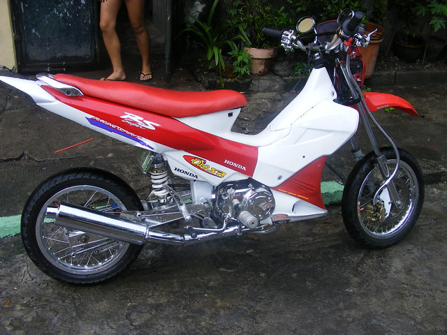 Honda Xrm Modified A Gallery On Flickr