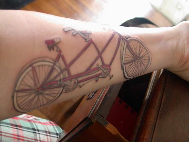 tandem tattoo