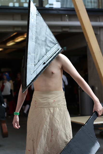 Pyramid Head Cosplay | Flickr - Photo Sharing!