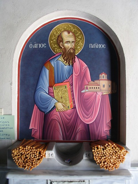 St. Paul at Philippi from Flickr via Wylio