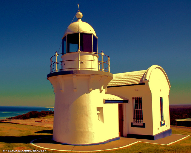 Crowdy Head Lighthouse, NSW, Australia