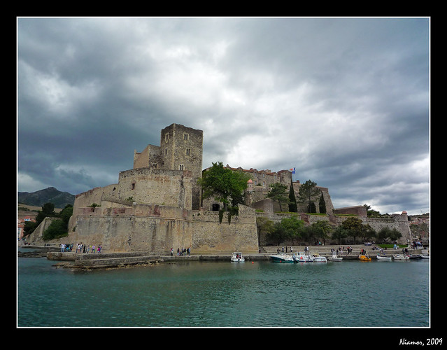 Ch teau de collioure flickr photo sharing - Chateau de collioure ...