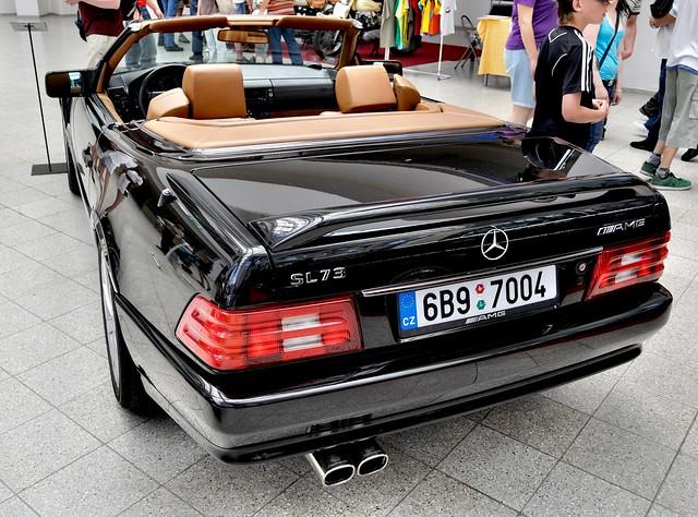 Mercedes Sl73 Brabus