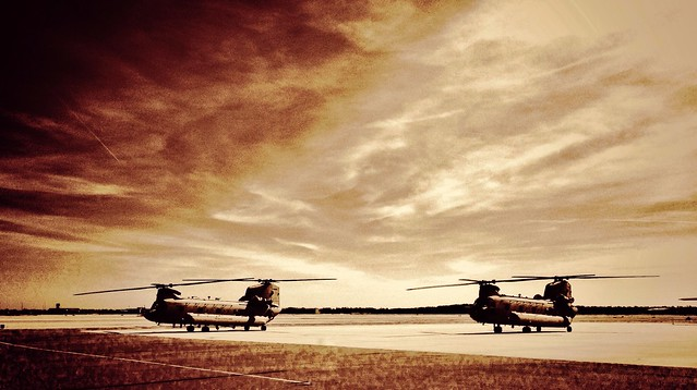 iPhone Chinook