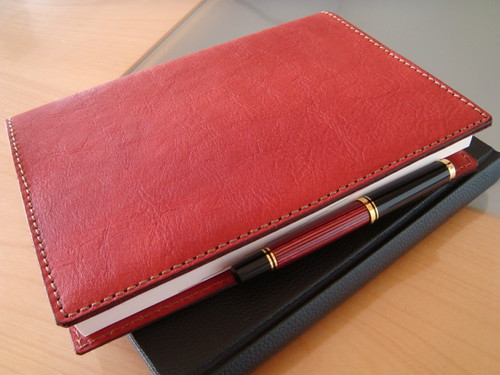 HERZ leather cover