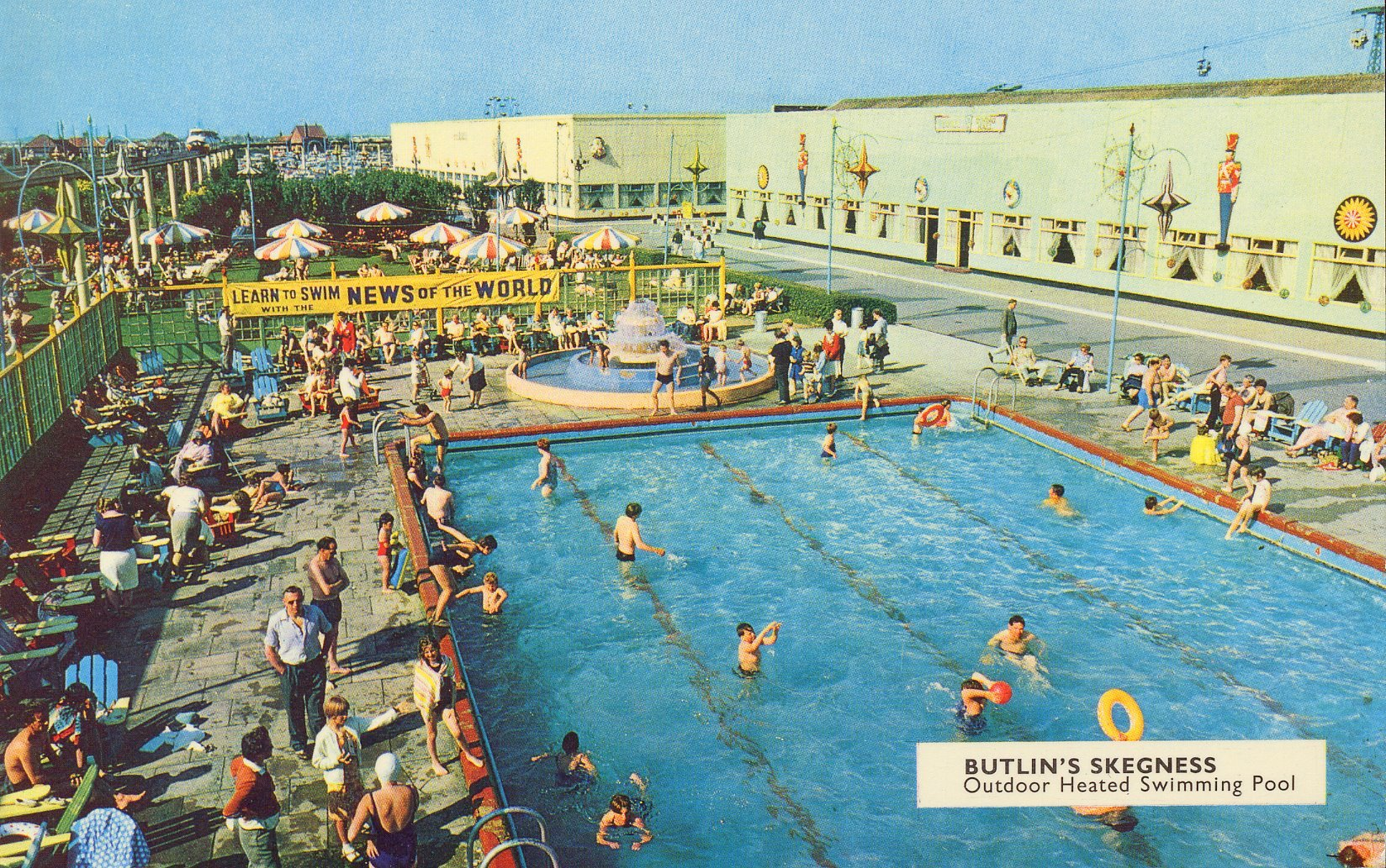 1000 Images About Butlins On Pinterest