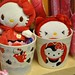 Hello Kitty Cups + Plushes Straight from Japan...