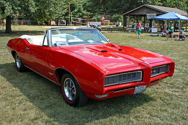 1968 Pontiac Gto Convertible 4 Of 12 Flickr Photo