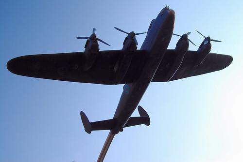 RAF/RCAF Monument, Windsor