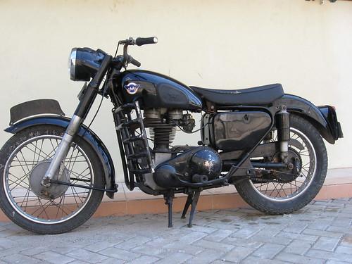 Matchless 350cc 1957