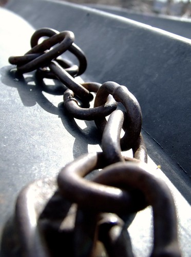 breaking these chains by Lillybet Magdalena