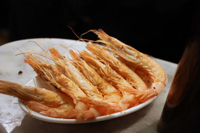 casa del abuelo gambas a la plancha | Get the full scoop | By ...