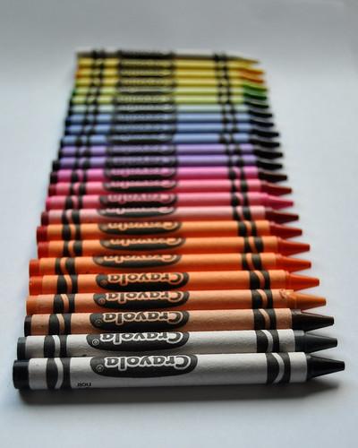 Crayon Progression