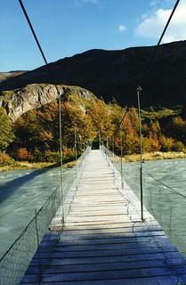 The path to Glacier Gray