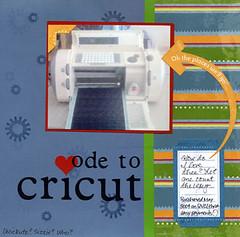 cricut pattern