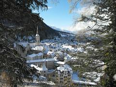 Chur in winter
