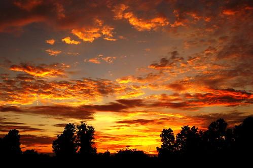red sun sunrise d50 thailand gold place nikkor jons 1755