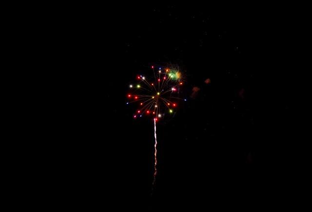 Fireworks - #3316