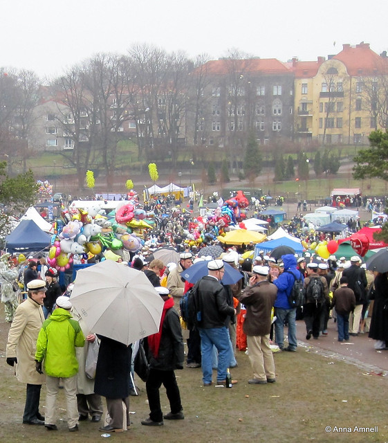 019 Mayday in Kaivopuisto