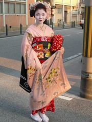 to be a geisha