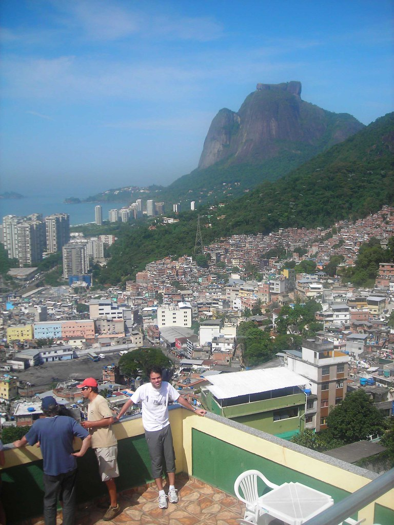 103 Impresionante Terraza De Una Favela Rosinha Rio D