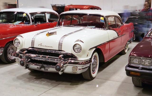 1956 pontiac star chief 2 door hardtop flickr photo for 1956 pontiac 4 door hardtop