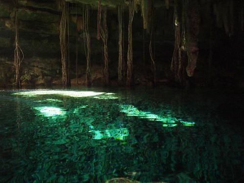 Cenote I de Yucatan