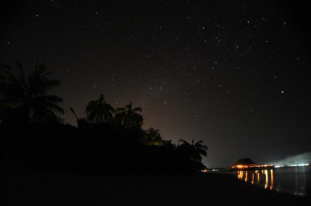 Earth Hour, Bandos Maldives