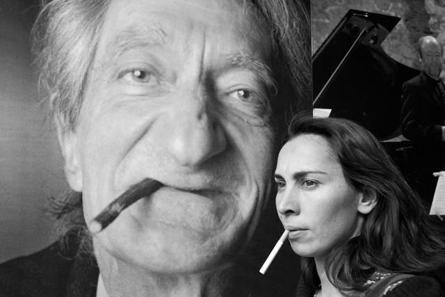 Smetta di fumare Uri Geller