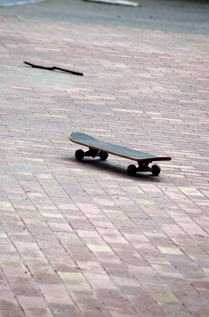 スケートボード 09/04/02 DSC_6111