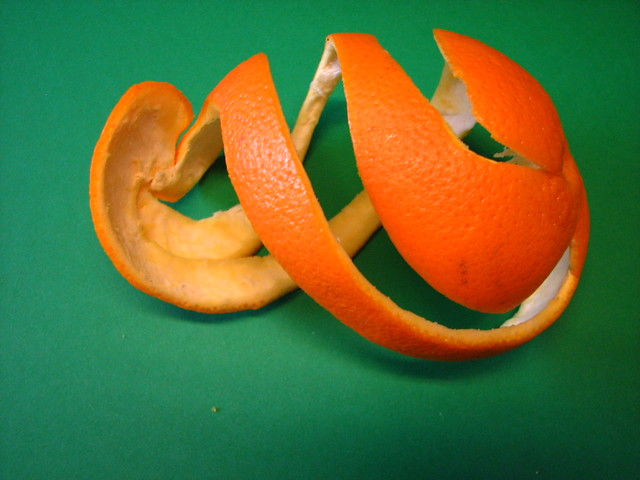 Triple Orange Peel