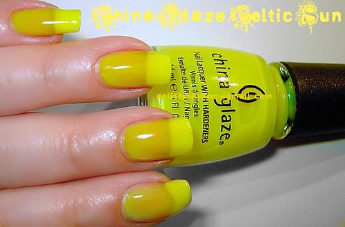 China Glaze Celtic Sun