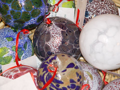 Hand Blown Glass Ornaments in Lafayette - West Lafayette Indiana