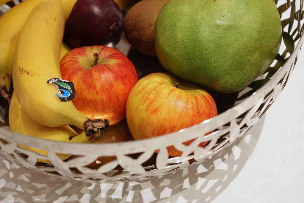 21st April: Fruit bowl