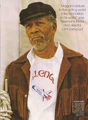 Morgan Freeman In Vogue