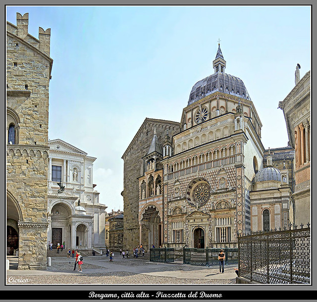 Citt alta a gallery on flickr for Bergamo alta hotel