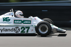 Historic F1 at Limerock Park