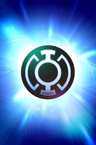 Blue Lantern | Blue Lantern symbol. After the popularity ...
