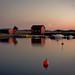 Kveldstid på Stråholmen by Anders Nygaard