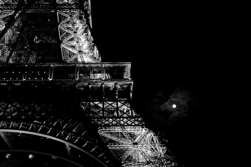 Paris | Moonlight