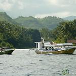 Boats at Nusa Penida - Bali, Indonesia