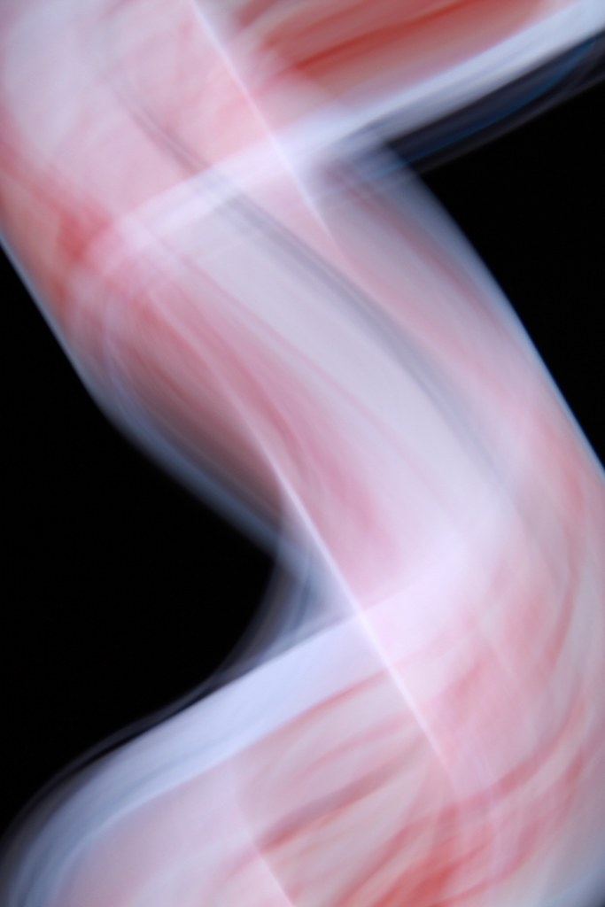 Light Twister | Light Painting, Toss Photography, Experimental Photography, Abstract Photography