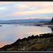 Early sun on cree estuary...