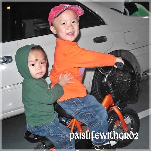 卡哥騎單車