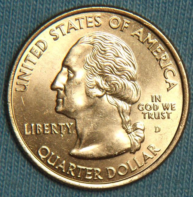 Us Quarter George Washington Obverse George Washington Th Flickr Photo Sharing