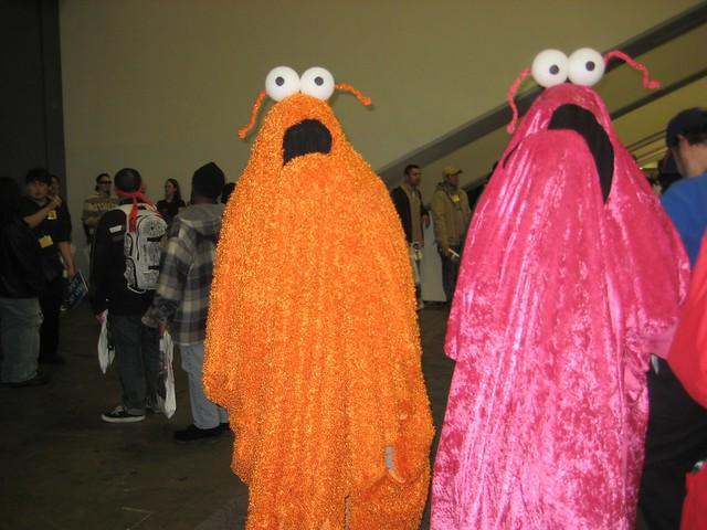 Yup Yups from Sesame Street   Explore redtimmy's photos on ...