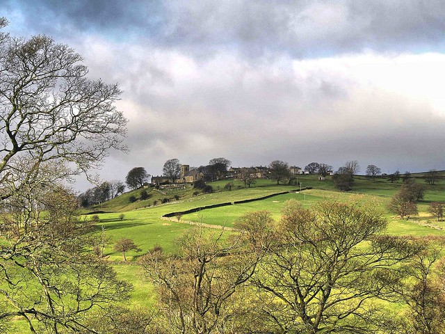 Middlesmoor, In the Yorkshire Dales