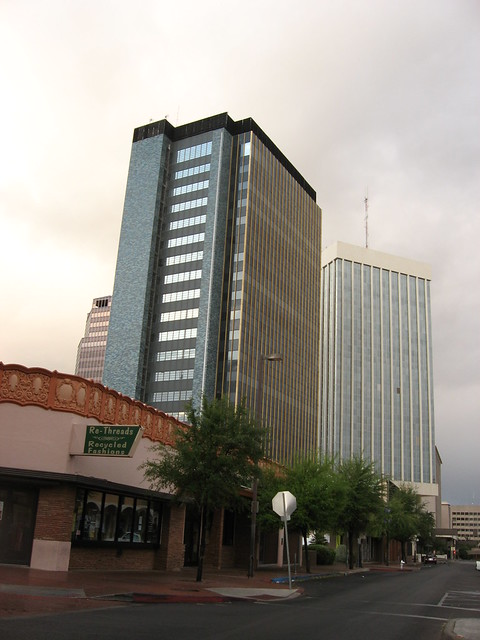 pima county legal services building  downtown tucson