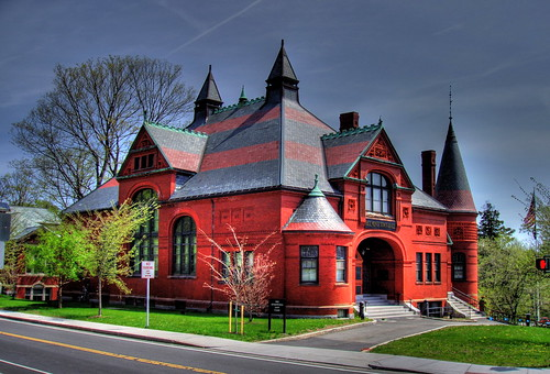 Belmont Town Hall, Belmont ~ Massachusetts